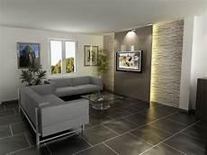 de parement salon d 233 coration salon mur en salon en 2019 mur en
