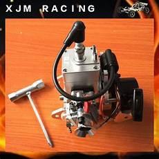 Harga Rc Engine rc boat gas mesin cnc baru yang kompetitif edisi 26cc