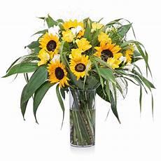bouquet de tournesol bouquet de tournesol cadeau gift be