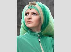 How to wear an Arabic style hijab