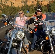 Usa M 228 Nnertraum Mit Einer Harley Auf Der Route 66 Welt