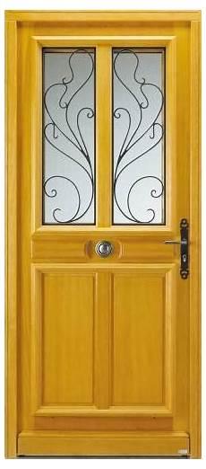 Porte D Entr 233 E Bois Bel M Mod 232 Le Aleria Classique