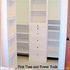 white closet organizer diy projects