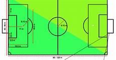 Gambar Dan Ukuran Lapangan Sepak Bola Lengkap 9 Sport