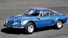 Alpine Renault A110 1962 Most Beautiful Sports Cars