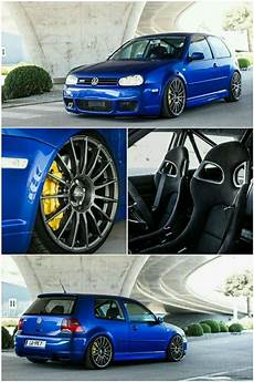 volkswagen golf mk4 r32 vr6 with 6 piston calipers and oz