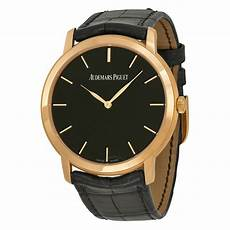 audemars piguet jules audemars ultra thin black dial automatic men s watch 15180or oo a002cr 01