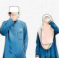 Gambar Muslim Oleh Veni Jumila Danin Kartun