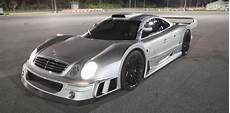 Enjoy The Sights And Sounds Of The Mercedes Clk Gtr