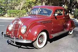 Streamlined 1935 DeSoto Airflow SG  ClassicCarscom Journal