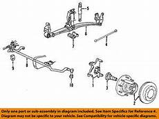 ford f 350 front strut diagram ford 99 04 f 350 duty front suspension shackle f81z5b311aa ebay