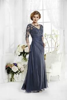 2015 vintage navy blue mother of the bride groom dresses 3 4 sleeves appliques lace a line v