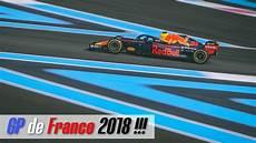 grand prix f1 2018 billet en tribune au grand prix de de f1 2018