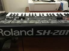 Roland Sh 201 Synthesizer Reverb