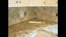 Travertine Backsplash Tile