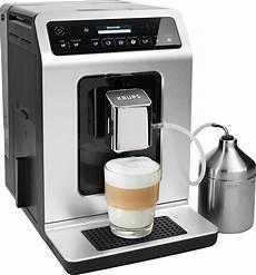 krups kaffeevollautomat ea891d evidence metal espresso