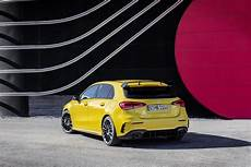 the new 2019 mercedes amg a35 puts you into the