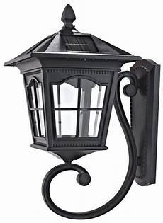 solar powered motion sensor outdoor lighting wall light black l outdoor lighting fixturess