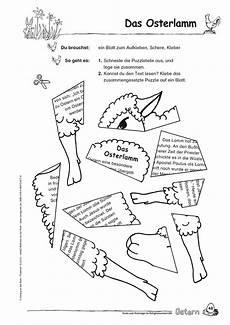 Ausmalbilder Ostern Grundschule Kopiervorlage Quot Das Osterlamm Quot Aus Feste Und Feiertage Im