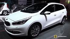 Kia Ceed 2015 - 2015 kia ceed sw wagon diesel premium exterior and