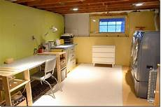 remodelaholic basement craft laundry room updates for
