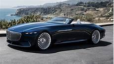 Maybach Elektro - elektroauto luxus vision mercedes maybach 6 cabriolet
