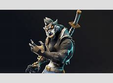 Dire Werewolf Fortnite Battle Royale Season 6 Skin #4286