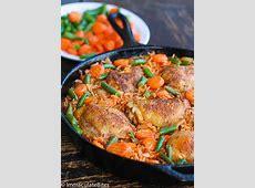 jollof rice and chicken_image
