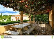 hamilton nz february 25 2015 italian renaissance garden in hamilton gardens editorial