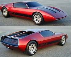 A Collection Of Photos Of 70s Prototype Cars 80