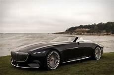 Vision Mercedes Maybach 6 Cabriolet Uncrate