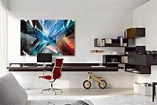 tableau design futuriste izoa