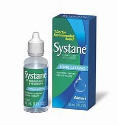 systane lasting lubricant eye drops 30