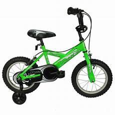 pony 14 inch bmx bicycle green jollymap