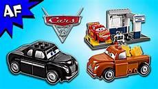 Lego Cars Smokeys Garage by Lego Cars 3 Smokey S Garage 10743 Speed Build