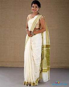 kerala style saree saree designs kerala saree things to wear sarees pinterest kerala