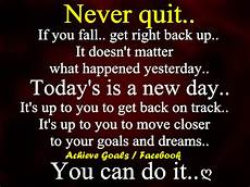 love life dreams never quit if you fall get right