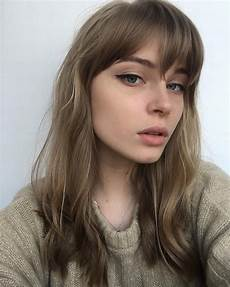 Spring In 2019 Hairstyles With Bangs Hair