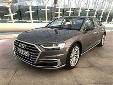 Audi Neueste Modelle - neuwagen 2018 der neue audi a8 fahrbericht inkl
