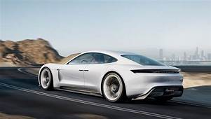 Porsche Taycan  Sports Cars Electric Car All