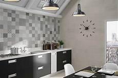 Moderne Küchen Tapeten - fliesen in der k 252 che mit moderne patchwork muster
