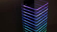 led tower edition modern stylish l edge