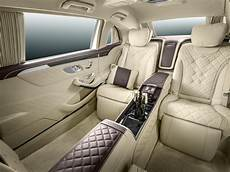Mercedes Maybach Pullman Longs For Attention 187 Autoguide