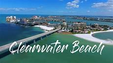clearwater beach florida drone video youtube