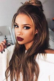 2019 latest long hairstyles for straight hair