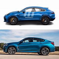 porsche cayenne coupe officially coming to take on bmw x6