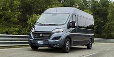 Fiat Showed An Updated Fiat Ducato My2020 Fineauto