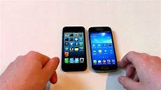 s 4 se vergleich samsung galaxy s4 mini vs apple iphone 5