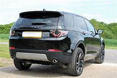 land rover discovery sport hse black 2 0 td4 automatic