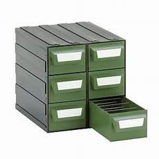 cassettiere componibili cassettiera a 6 cassetti plastica verdi 12 divisori